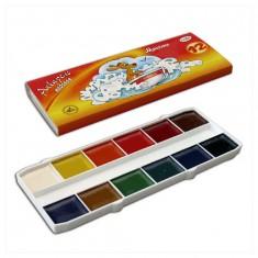Краски акварельные Гамма-12