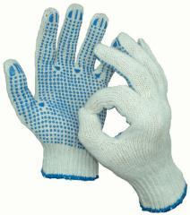 Gloves are economic