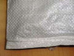 Bags polypropylene for cemen