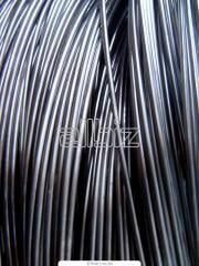 The wire diameter is from 0,5 mm to 4 mm