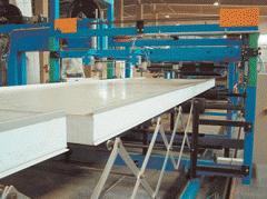 Оборудование для производства сандвич-панелей