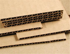 Corrugated cardboard from the producer of Gofra