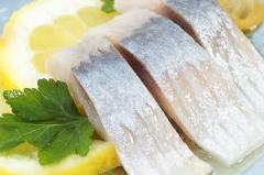Fillet of herring