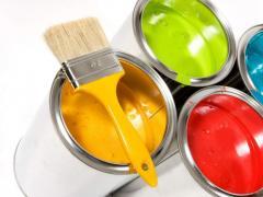 Paints fron