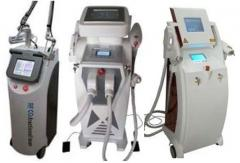 The equipment is laser medical