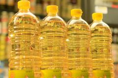 Sunflower oil from the producer