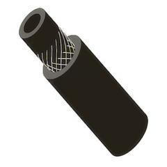 Sleeve rubber oxygen (hose), diameter 9,0, class 3