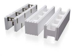 Blocks from polyfoam