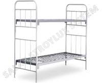 Bed army folding GOST 2056-77 2 of a tier