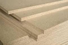 Плиты древеснострутечные шлифованные П-А