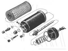 Oil filters for TE 10FTOM-10 brand