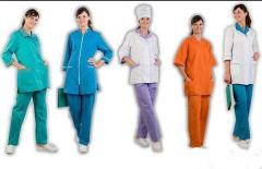 Uniform for hospitals