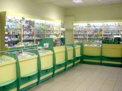 Furniture for policlinics and drugstores