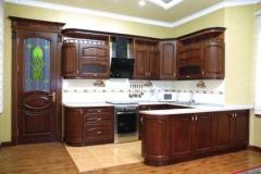 Het keuken meubilair