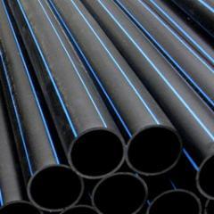 Трубы полиэтиленовые напорные