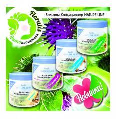 Бальзам-кондиционеры «Nature Line»