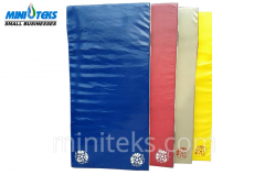 Mats gymnastic Mini teks