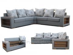El sofá-cama angular