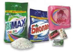 Packaging for chemistry