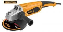 Electric tools. Machine ugloshlifovalny Ingco of