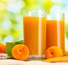 Juice apric