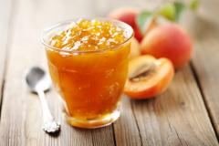Apricot jams
