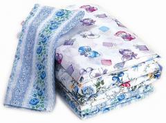 Fabrics chintz