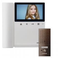 COMMAX CDV-35A/DRC-4CPN2 video on-door