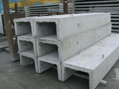 Trays reinforced concrete from the producer of