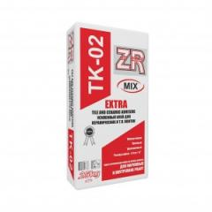 """TK-02 — """"TILE AND CERAMIC ADHESIVE EXTRA"""