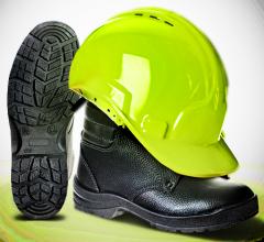 Спецобувь, рабочая обувь каучуковая