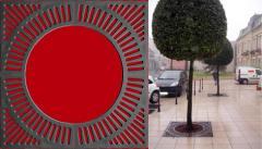 Lattice for Concerto 1250 tree