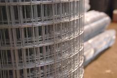 Welded grids zinced in big assortmen