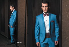 El traje de hombre 375-017