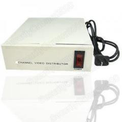 Distributor 4ch Video distributor
