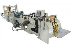 Оборудование для производства бумажных пакетов
