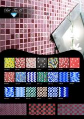 Majolica mosaic