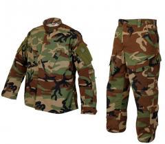 Uniforme d'armée