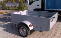 Trailer PB-1 trailer