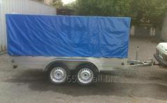 Automobile PB-2 trailer
