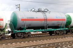 Вагон-цистерна для сжиженных углеводородных газов 15-1200
