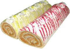 Coconut Mazza-li roll from SuperNuts