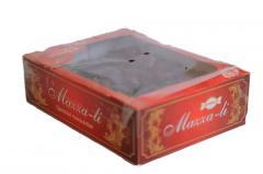 Chocolate pass - Mazza-li rolls from SuperNuts