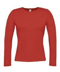 Camisetas de manga larga para mujeres