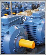 ACORUS electric motor