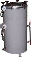 Sterilizer of steam BK-75-01