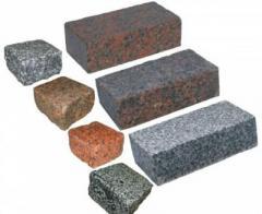 Plates granite