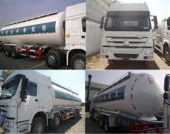 Автомобиль грузовой Howo ZZ3137N4646V
