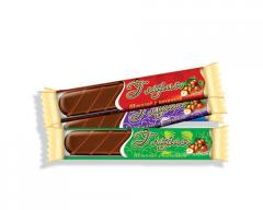 Chocolate bar Gloria