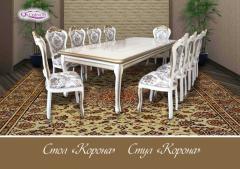 Table Corona